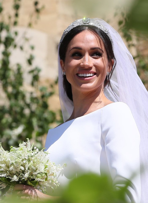 Meghan Markle Inspired Bridal Looks