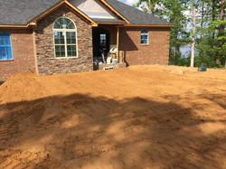 soil ready for sod