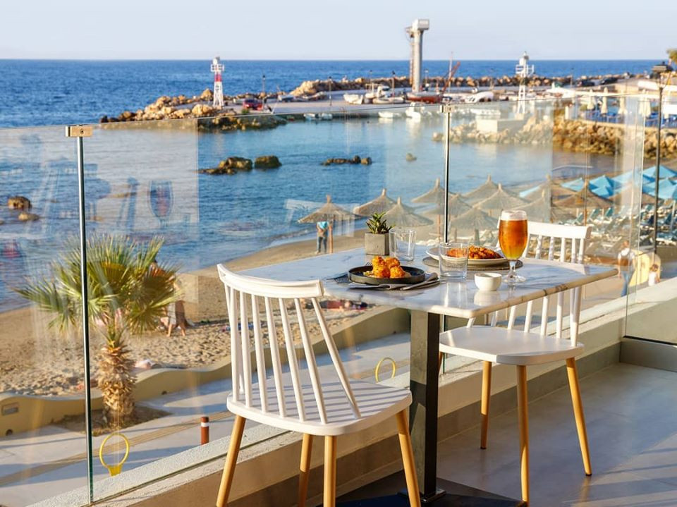 the five restaurant chania nea chora
