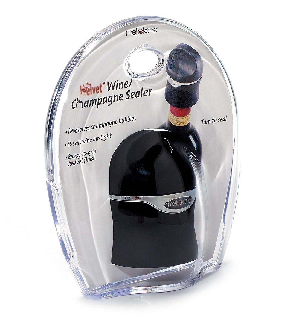 Velvet Wine/Champagne Sealer