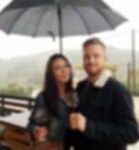 Rain or shine. Wine tours are perfect fo