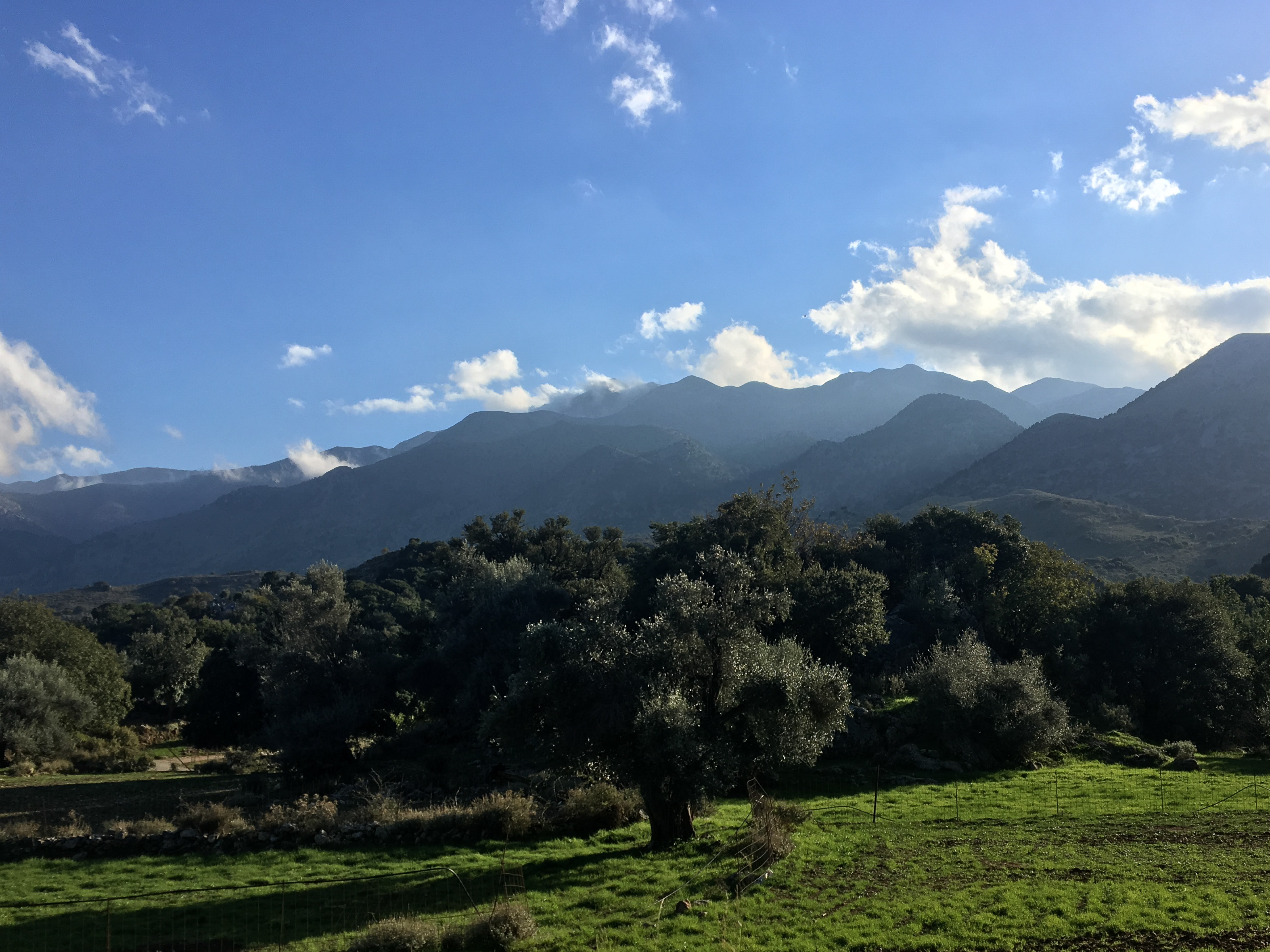 Mountains of Chania