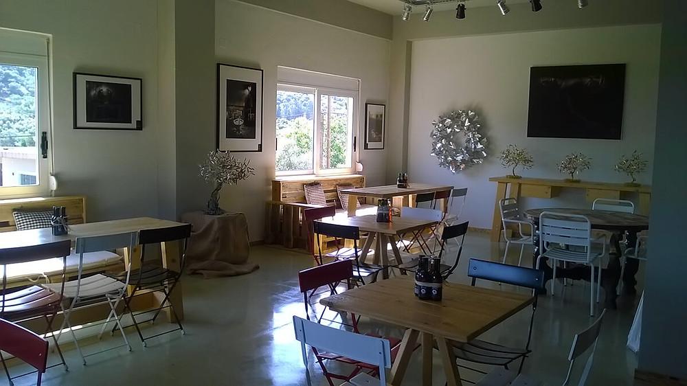 Tasting Room at Anoskeli
