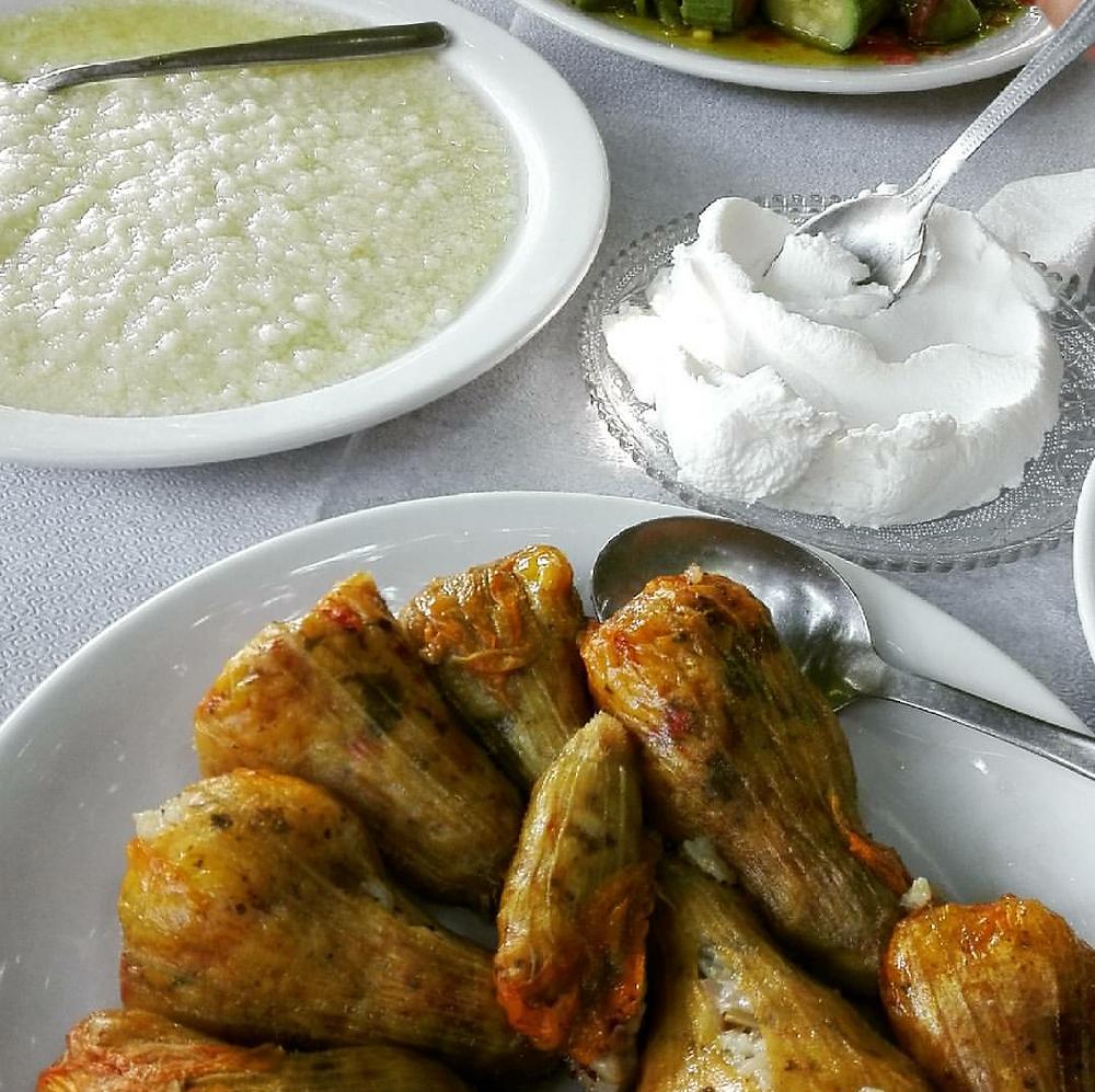 traditional cretan food