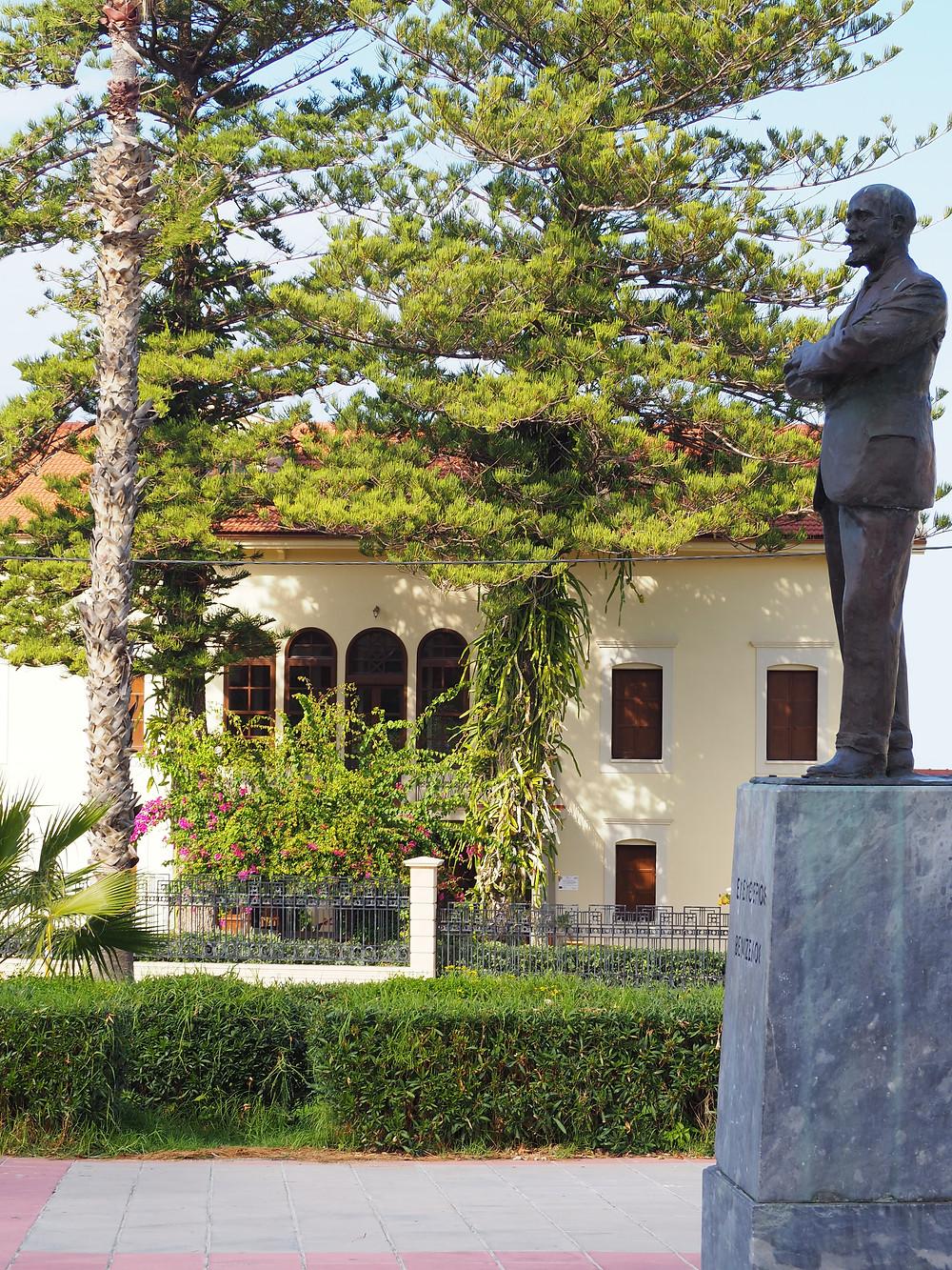 Chania Wine Tours: Eleftherios Venizelos Home & Museum