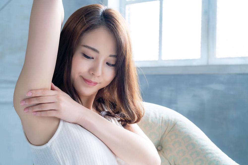 ミラドライ ワキ脱毛効果あり CLINIC N クリニックN 東京銀座 ワキガ治療 多汗症治療