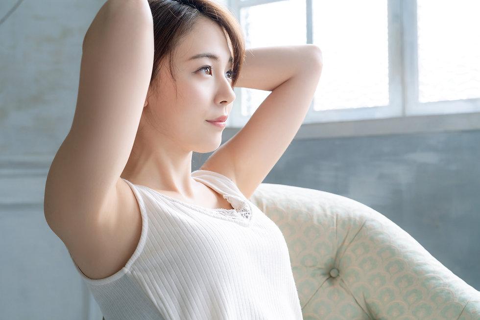 ワキガ多汗症治療のミラドライに力を入れているCLINIC N クリニックN 東京銀座新橋品川 美容皮膚科クリニック すそわきが(すそが)治療も行っています。