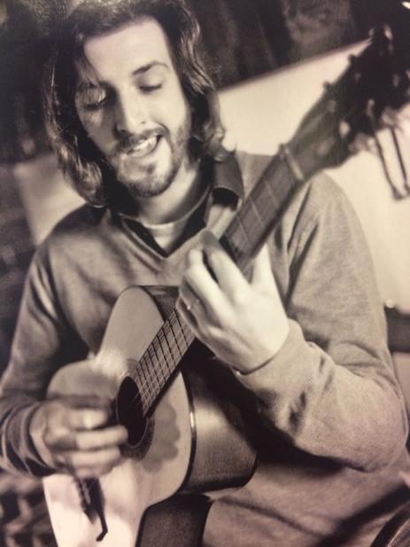  Carl in rehearsal