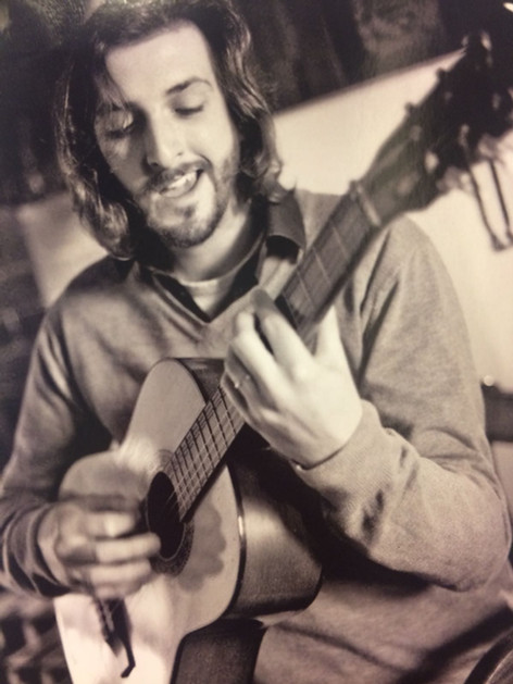 |Carl in rehearsal