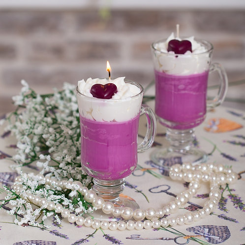 Wildberry Sweethearts Vanilla Latte