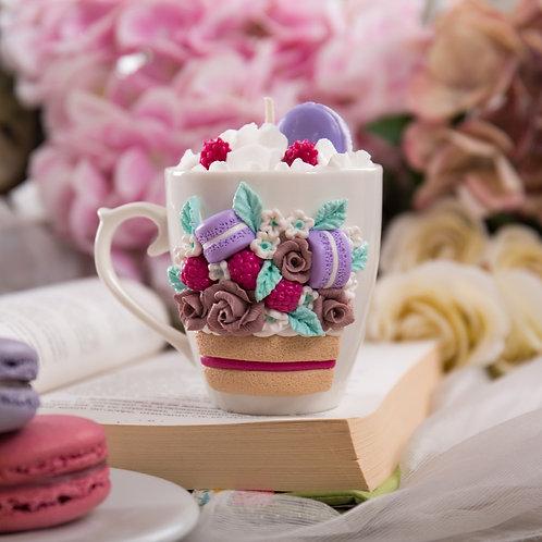 Crispy Marshmallow Hot Cocoa