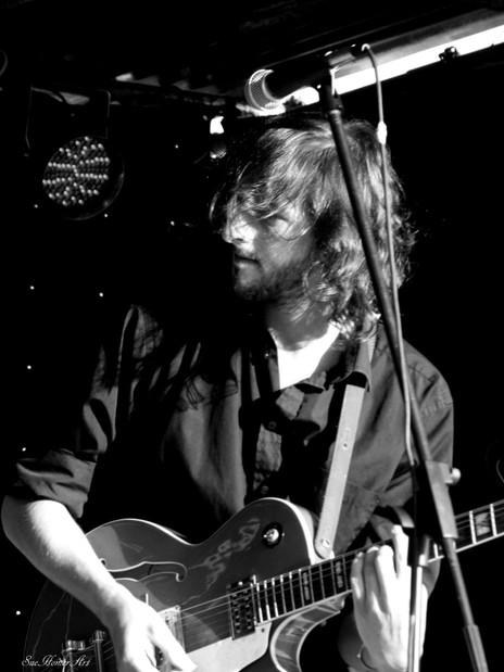 Carl live in concert