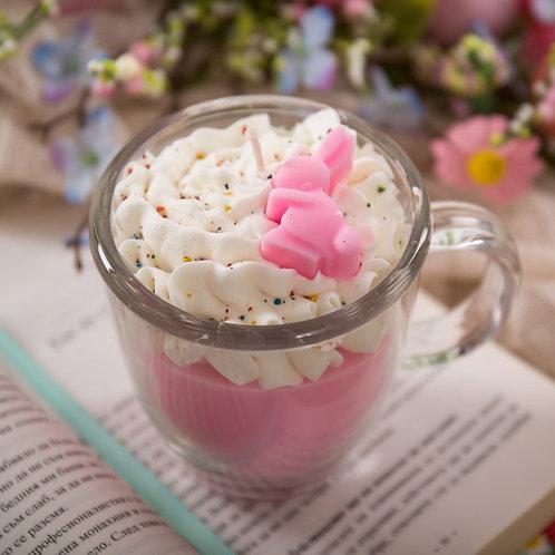 Easter Bunny Bubblegum Hot Cocoa