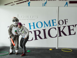 Easter Fun at Lord's!