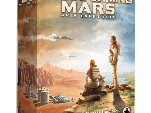 Terraforming Mars - Ares Expedition - Get busy making those potatoes!