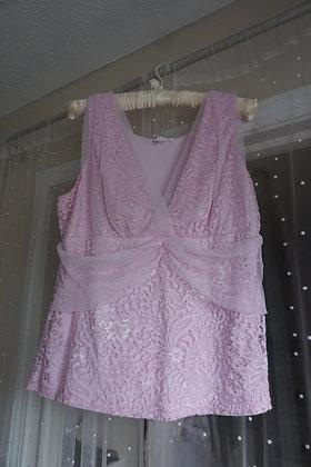 Fairy Princess Pink Blouse (large)