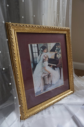 Victorian Country Cottage Frame
