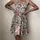 Thumbnail: Vintage 1960s Garden Halter Dress (small)