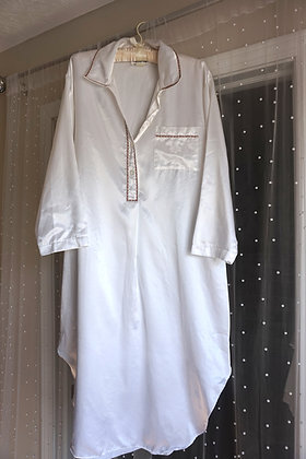 Vintage Christian Dior Silk Nightgown (large)