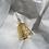 Thumbnail: Honey Flower Glass Table Bell