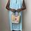 Thumbnail: Elsa Blue Chemise Gown (m/l)