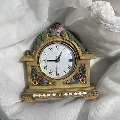 Rapunzel's TableTop Roman Clock