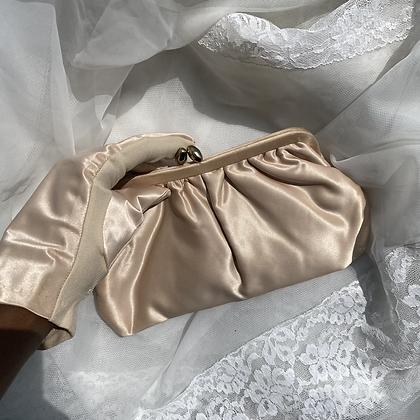 Daphne's Vintage Clutch & Gloves Set