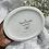 Thumbnail: Vintage Porcelain Juliet Candlestick