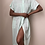 Thumbnail: 1960s Green Chemise Nightgown (m/l)