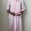 Thumbnail: Aurora Pink Satin Night Robe (s/m)