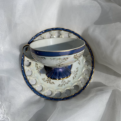 Princess Jasmine's Teacup & Saucer Set