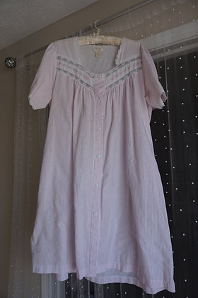 Carriage Sleeve Candy Stripe Sleeper (large, can fit medium)