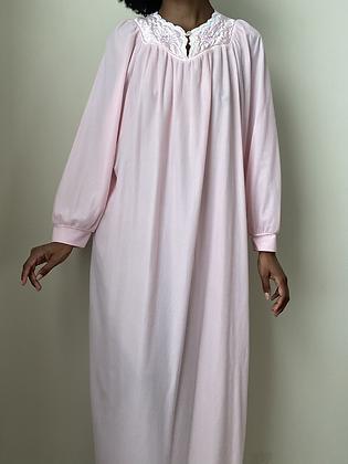 Aurora Pink Victorian Nightgown (s/m)