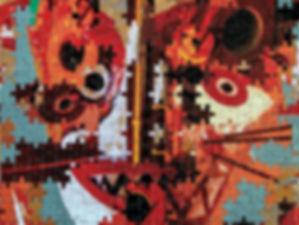 Bixiga 70 - Quebra-Cabeça (2008) Arte por MZK