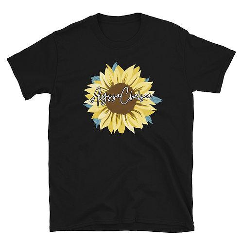 Official Alyssa Chelsea Sunflower T-Shirt