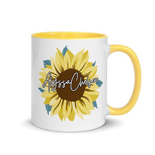 Official Alyssa Chelsea Sunflower Mug