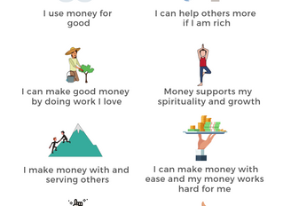 Positive Beliefs About Money