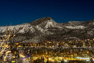 Full moon over Durango_week5_Tripod_Yvon