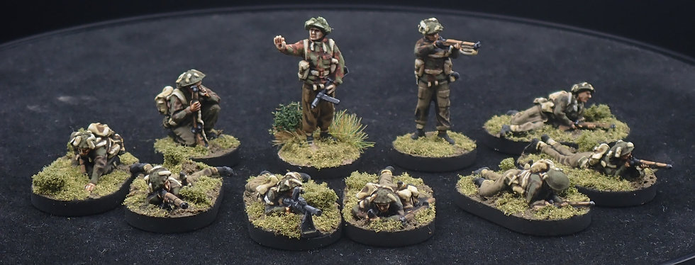 20 UK1945 Infantry Section 3