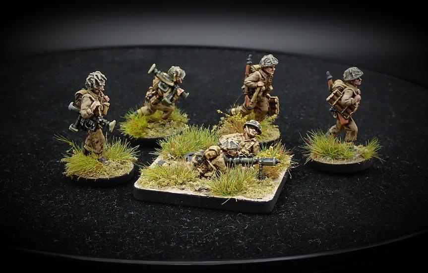 British PIAT Teams