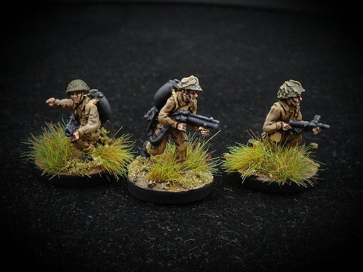 British Flamethrower Team