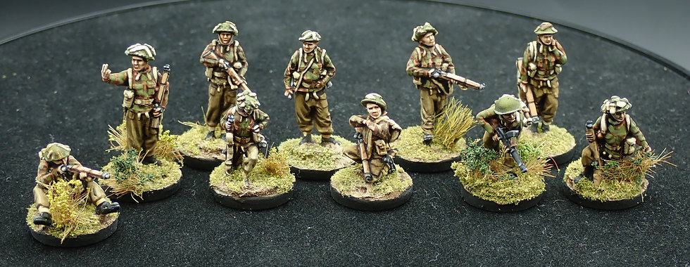 20 UK1945 Infantry Section 2
