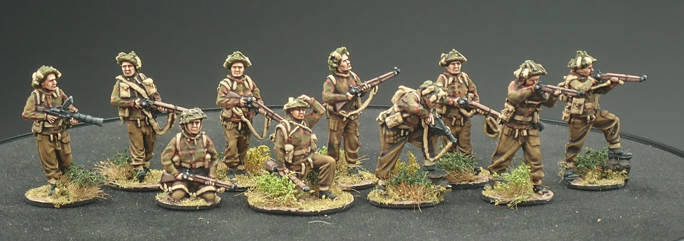 28UK1945 Infantry Section 1