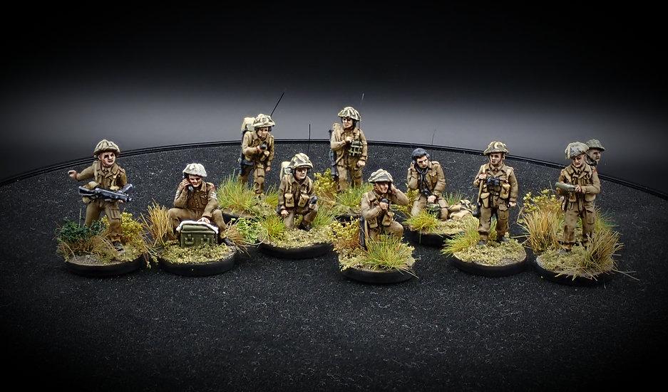 British Command and Radio