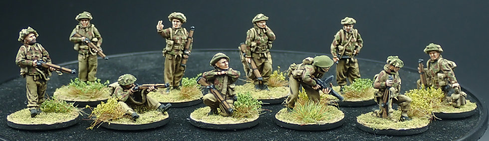28UK1945 Infantry Section 2