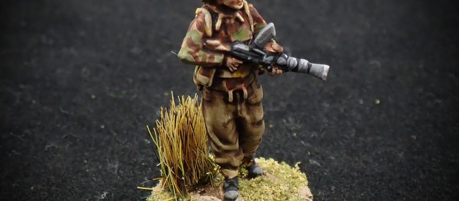 Bren Gunner Advancing. Find him in our UK1945 Infantry Section 1 pack.