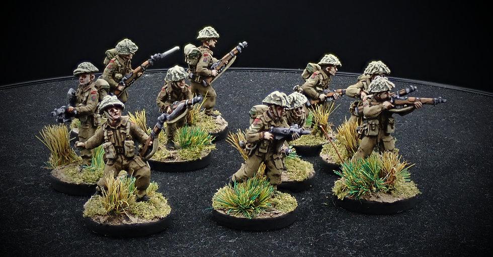 British Infantry Squad 1