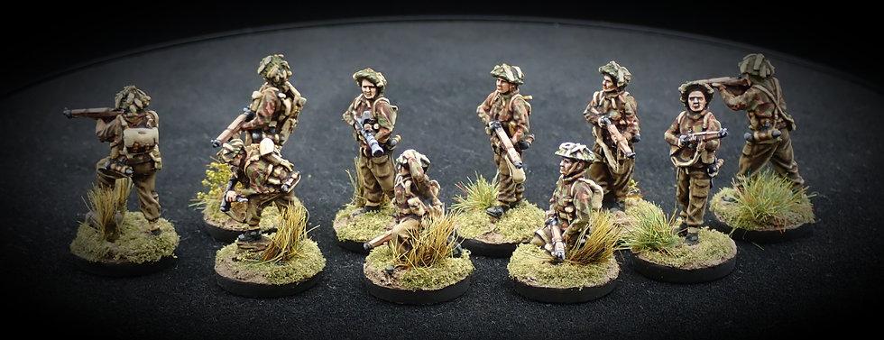 20 UK1945 Infantry Section 1