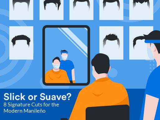 Slick or Suave? 8 Signature Cuts for the Modern Manileño