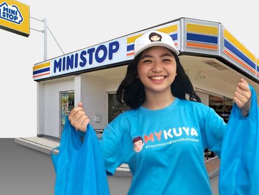 MyKuya and Ministop Join Forces to Give Filipinos Safer Shopping